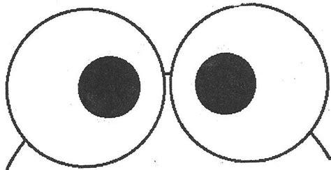 printable frog eyes frog eyes pattern for preschoolers frog craft pinned to