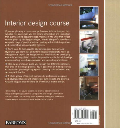 interior design course books interior design course principles practices and