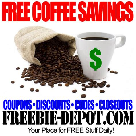 Free Coffee Coupons Printable free coffee coupons free printable coupons free coffee