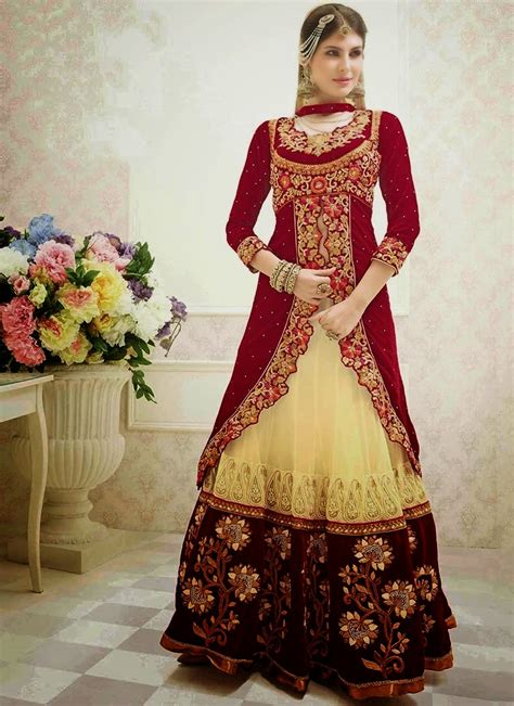 Bridal Frocks by Beautiful Bridal Frocks Designs Usually Dressed In