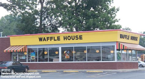 wafflr house restaurant fast food menu mcdonald s dq bk hamburger pizza mexican taco bbq chicken