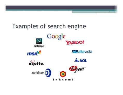 Locate Search Engines Search Engine And Web Crawler