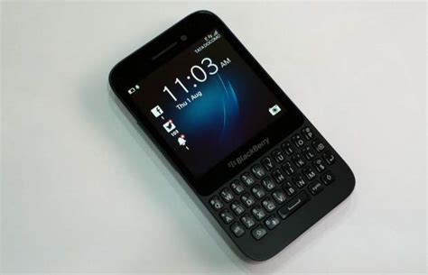 Hp Blackberry Q5 mobile review blackberry q5