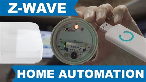 z wave home automation setup zigbee alternative
