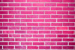 pink brick wall hot pink brick wall texture picture free photograph photos public domain