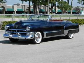 1949 Cadillac Convertible For Sale 1949 Cadillac Series 62 For Sale Classiccars Cc 985110