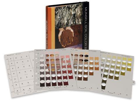 munsell soil color chart munsell soil color charts farbtafeln f 252 r bodenfarben