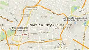 Mexico City On A Map by Mexico City S Coolest Neighborhood Roma Norte