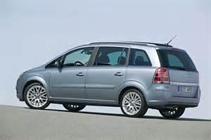 Auto Opel Zafira Opel Zafira 2008 2009 2010 2011 2012 2013 2014