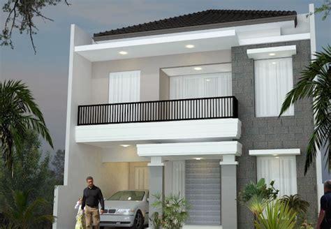 simple  house picture  interesting levels desain
