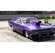 1970 Plymouth GTX Drag Racing The Mopar Nationals  YouTube