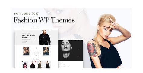 clothing themes for wordpress fashion wordpress themes for june 2017 gt3 themes