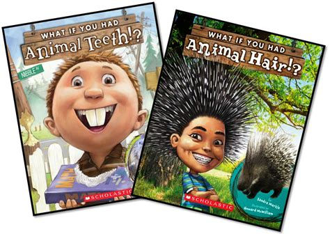 animals with hair books grade fairytales what if you had animal teeth hair