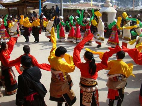 tibetan new year tibet travel blog