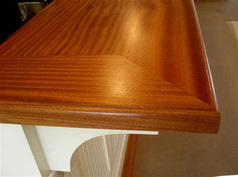 Mahogany Bar Top by Bar Top Photo Gallery Custom