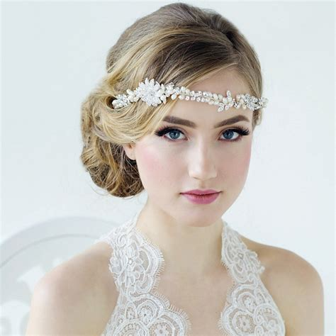 Bridal Headpieces by Bridal Headpiece My Dress 174 Uk Wedding