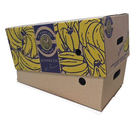 banana boxes banana box mineral water wire cable package