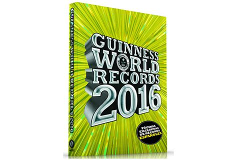 libro guinness world records spanish guinness world records 2016 varios autores sinopsis y precio fnac