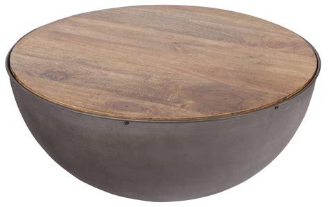 ronde salontafel hout staal ronde salontafel hout kopen online internetwinkel