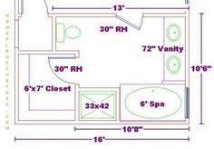 5 x 10 bathroom floor plans plans on pinterest bathroom floor plans floor plans and