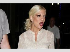 Tori Spelling Was on the 'Keep Your F*cking Mouth Shut and ... Just Keep Swimming