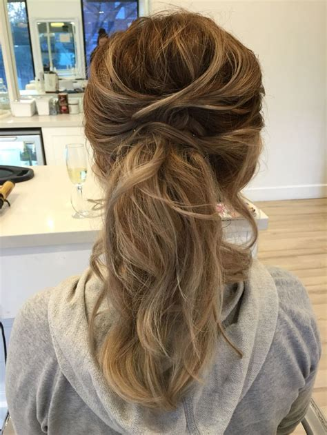 Ponytail Hairstyles Accessories by Wedding Hair Accessories For Ponytails Vizitmir