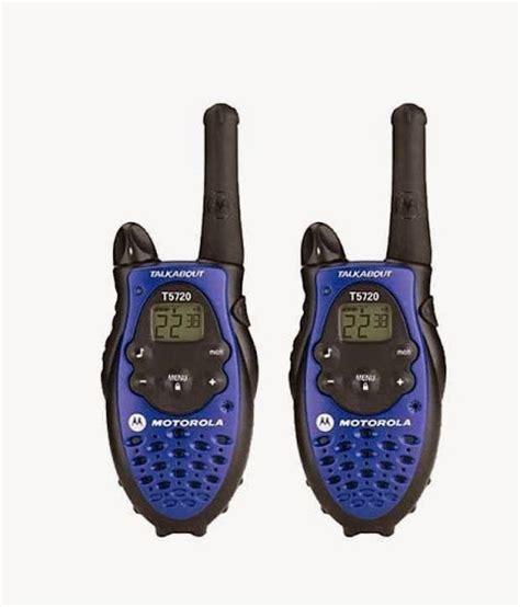 Cashing Kualita Ori Cina Motorola motorola talkabout moto t5720 walkie talkie price in india