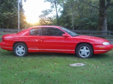 automotive service manuals 1996 chevrolet monte carlo lane departure warning sell used monte carlo 1996 3 1 new motor a c and tires in normandy tennessee united states