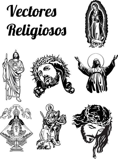 imagenes blanco y negro serigrafia vectores religiosos para serigrafia o corte de vinil