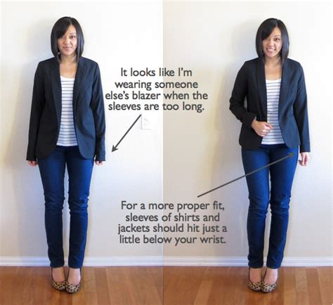wardrobe from scratch part 3 basic guide to proper fit