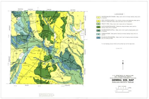 soil map of texas general soil map dallas county texas sequence 1 the portal to texas history