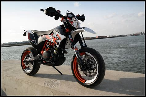 Ktm Smc Gabel Aufkleber by Ktm 690 Smc R Custom Rb Media Derestricted