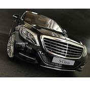 1/18 Norev Mercedes Benz All New S Class S500 S600 W222