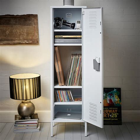 Locker Shelf Container Store by White Locker The Container Store