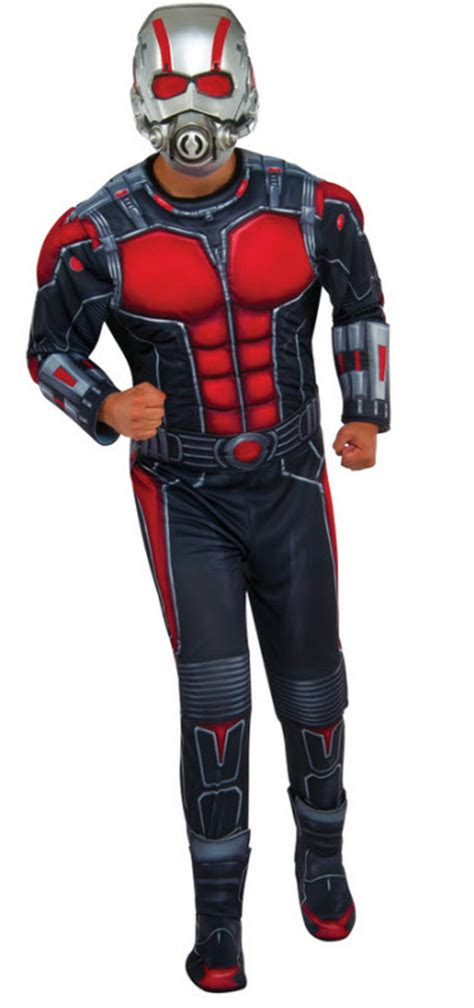 Dress Della Dc s marvel ant costume costumes