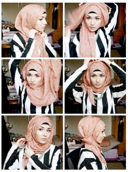 tutorial hijab nabila zirus best 25 pashmina hijab tutorial ideas on pinterest