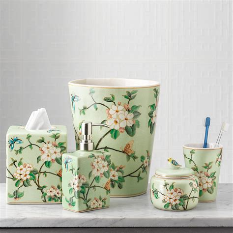 elegant bathroom sets best of magnolia bath accessories by magnolia bath accessories gump s