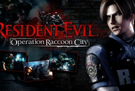 Ps3 Resident Evil Operation Racoon City resident evil operation raccoon city review just push start