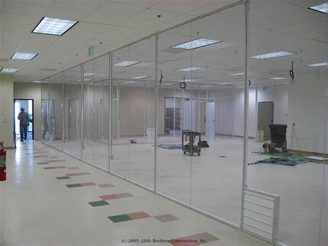 clean room major projects cleanroom construction brothers construction inc