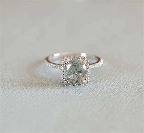 light amethyst engagement rings light green sapphire engagement ring engagement ring usa