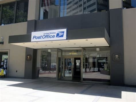 Post Office Sf by United States Post Office Fox Plaza Station Post