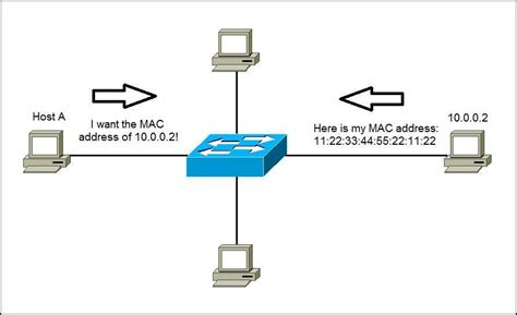 What Is Address Resolution Protocol Address Resolution Protocol Arp Ccna