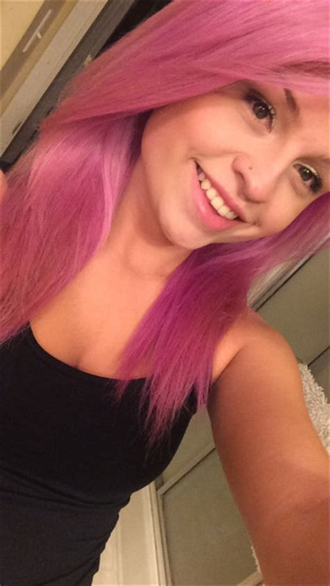 Ion Lavender and Rose with MP Hot Hot Pink - Hair Colors Ideas Red To Blonde Ombre Hair Tumblr
