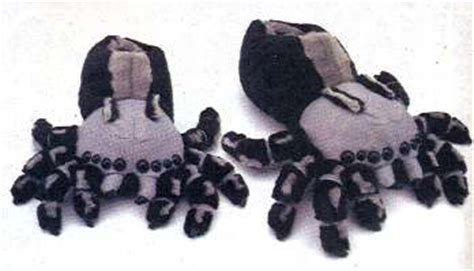 spider slippers archives 2006 february