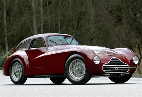 Alfa Romeo 6c 2500 by 1948 Alfa Romeo 6c 2500 Competizione Specifications