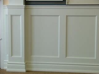 Recessed Panel Wainscoting by Recessed Wall Paneled Wainscoting