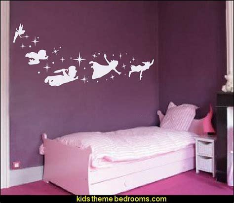 peter pan bedroom wallpaper decorating theme bedrooms maries manor fairy tinkerbell