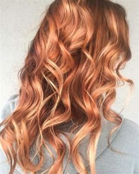 hair color red front blonde back of head 69 gorgeous blonde balayage hairstyles you will love
