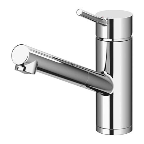 pull out kitchen faucets yttran kitchen faucet with pull out spout ikea