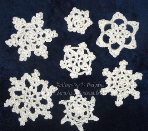 snowflake pattern images how to crochet snowflake patterns 33 amazing diy